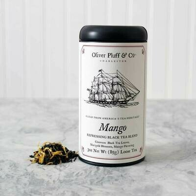 Mango - Loose Tea in Signature Tea Tin