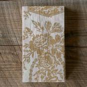 Golden Age Paper Dinner Napkins/Guest Towels