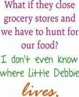 What if they close grocery stores