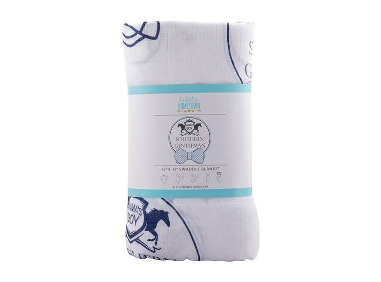 Southern Gent Swaddle