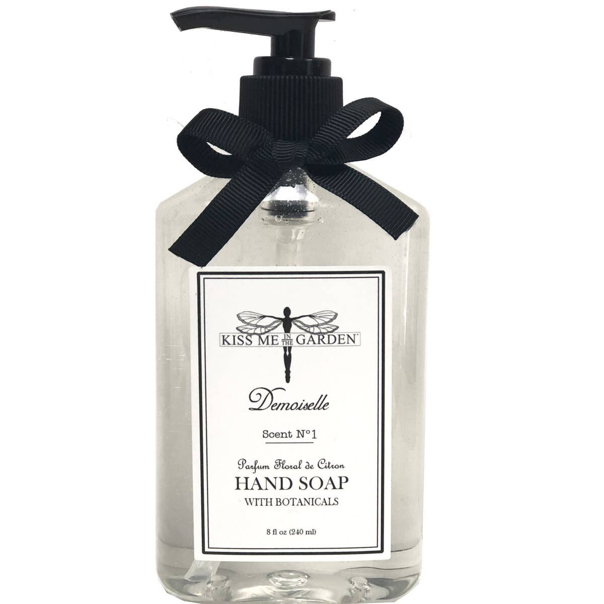 8 oz Demoiselle Liquid Hand Soap