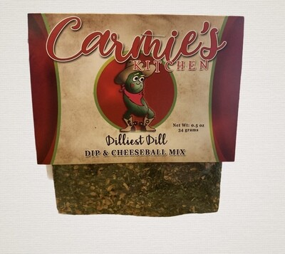 Dilliest Dill Dip/Cheeseball mix