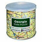 100 Piece Magnetic Puzzle - Georgia