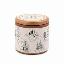 Copper Tin White and Green Cypress Fir