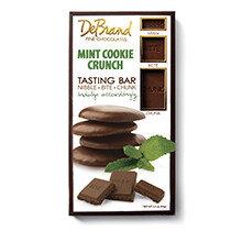 Tasting Bar Mint Cookie Crunch