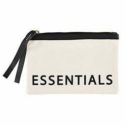 Canvas Pouch - Essentials