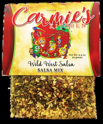 Wild West Salsa - SALSA MIX