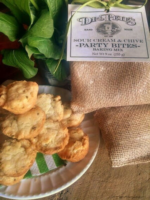 SOUR CREAM AND CHIVE PARTY BITES MIX