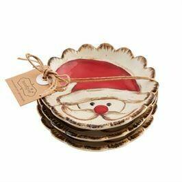 Santa Dipping dish