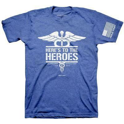 Christian T-Shirt Heroes