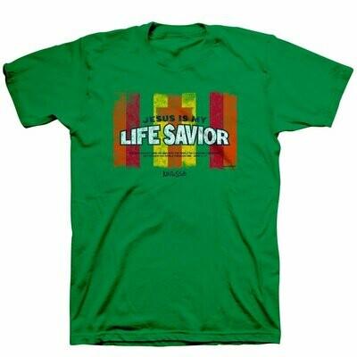 Christian T-Shirt Life Savior