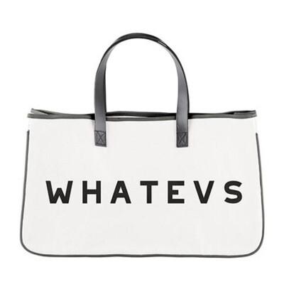 Whatevs bag