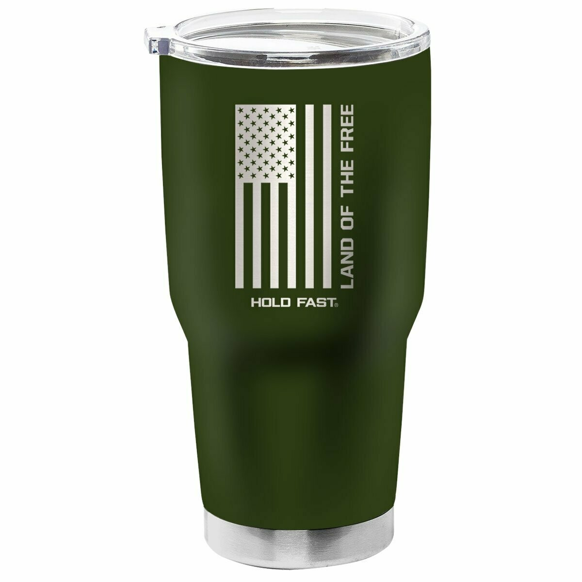 Land Of The Free 30 oz Stainless Steel Tumbler