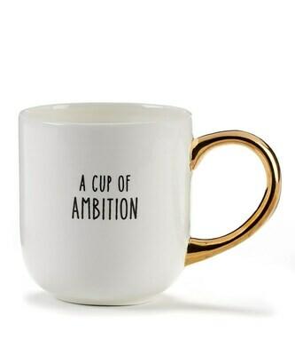 Coffee Mug, Ambition