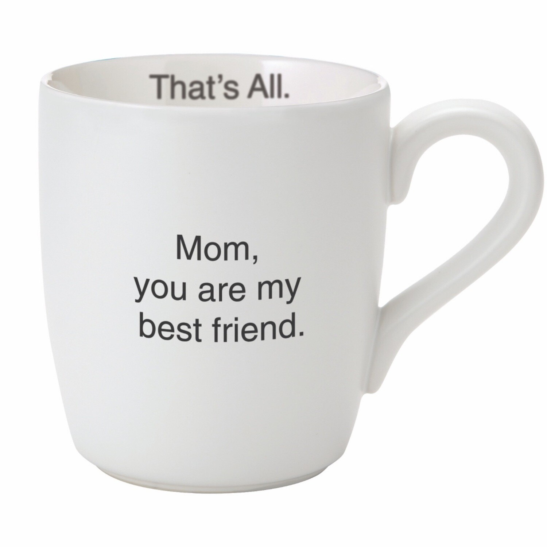 Mom best friend mug