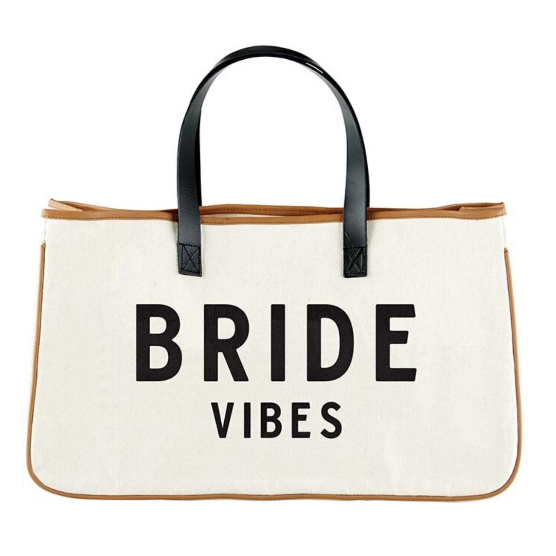 Bride vibes bag