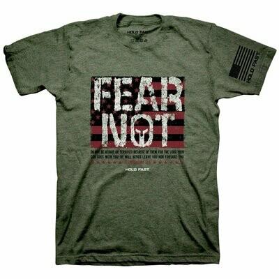 T-Shirt Fear Not Flag