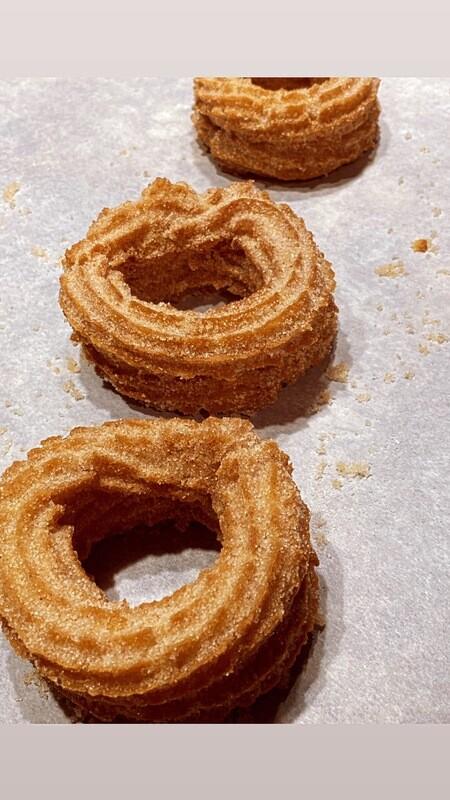 """Churro Donut """"Chonut"""""""