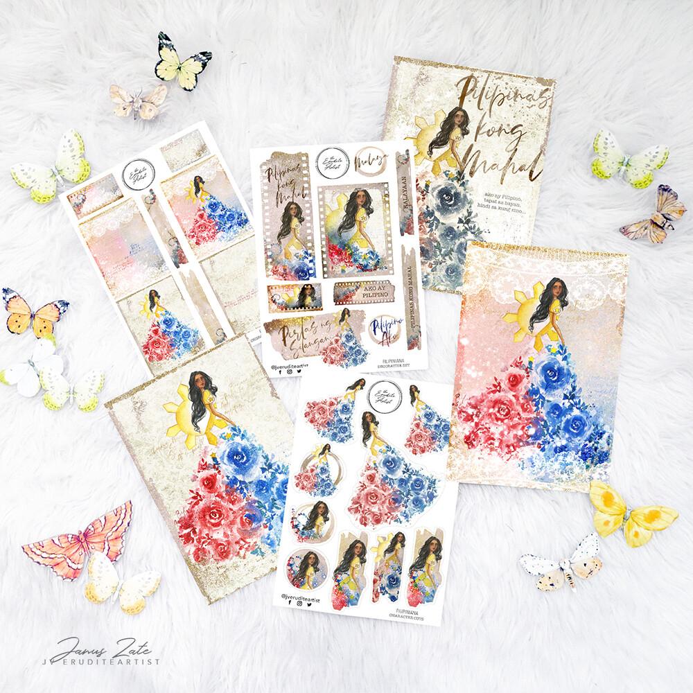 Filipiniana Sticker Suite [PRINTS]