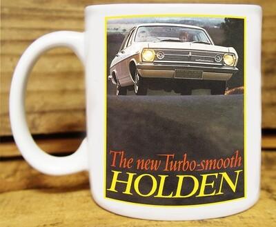 300ml COFFEE MUG - 1966 HOLDEN HR