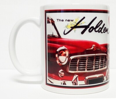 300ml COFFEE MUG, FE HOLDEN