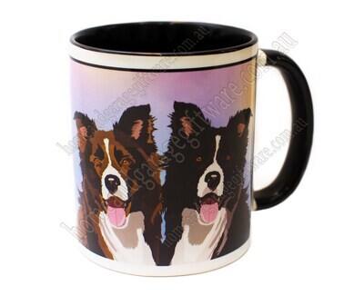 Coffee Mug - Border Collie