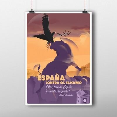 Alza toro de España