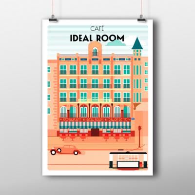 Café Ideal Room
