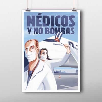 Médicos y no bombas