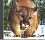 Montana Christmas Lion