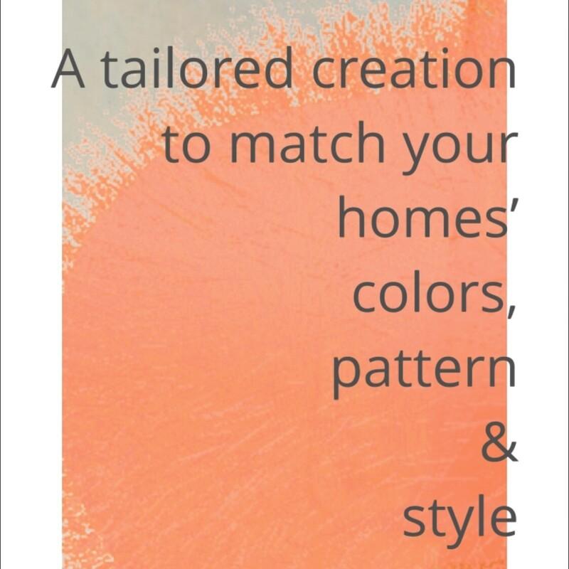 Custom Pattern Orders