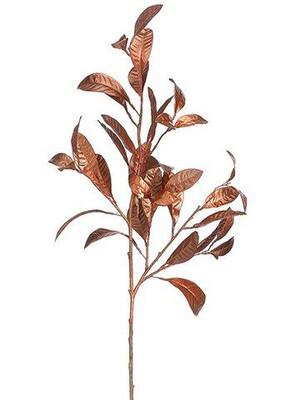 """42.5"""" Croton Leaf Spray"""
