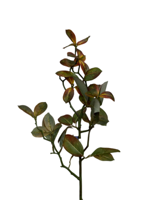 "29.5"" Gardenia Leaf Spray"