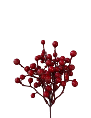 """9"""" Berry Pick Red"""