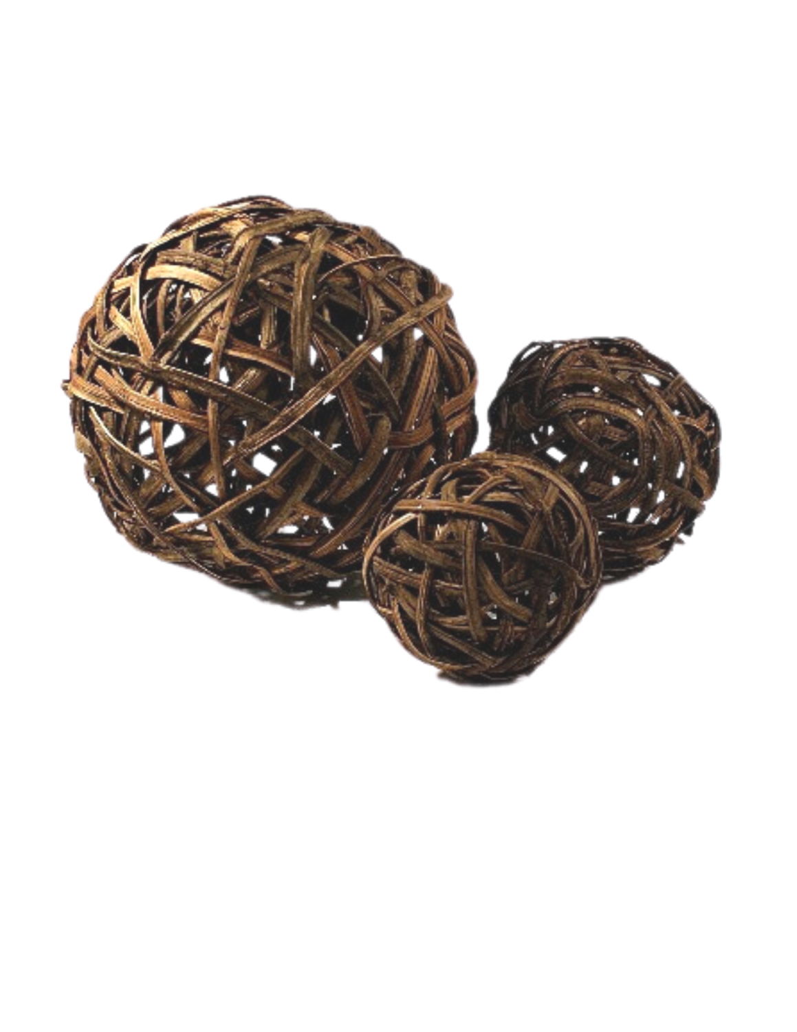 "11"" Vine Ball - Natural"