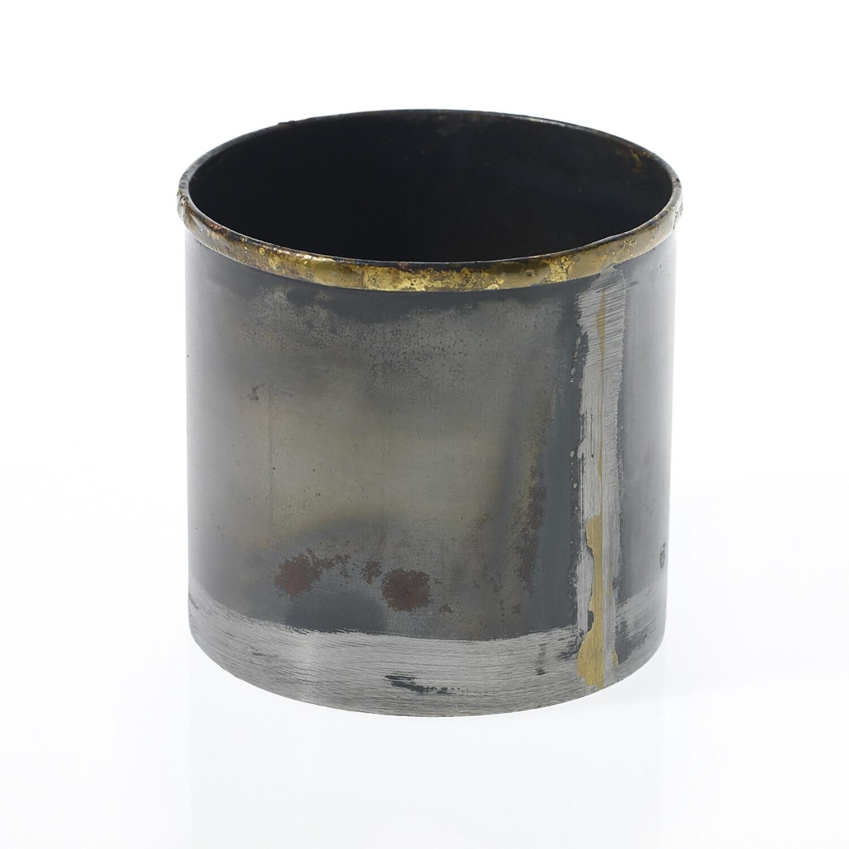 Mini Black Norman Pot