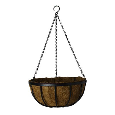 "16"" Hanging Basket with Liner"