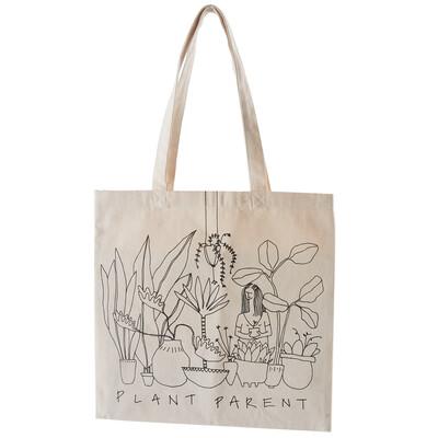 Plant Parent Tote
