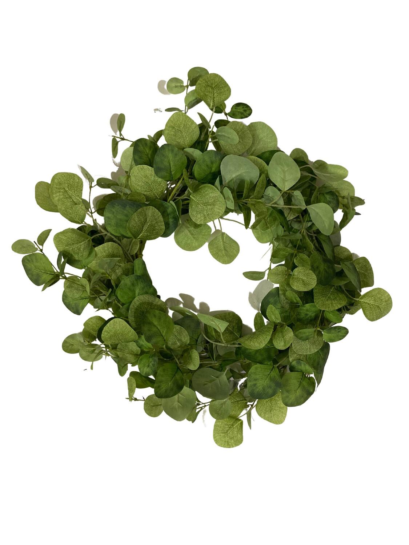 "22"" Eucalyptus Wreath GR"