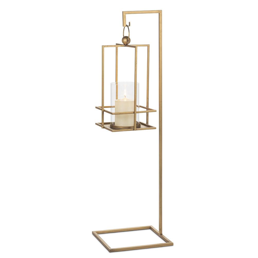 Lg. Hanging Lantern on Stand
