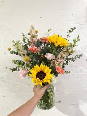 Fresh Bouquet (Prebooking)