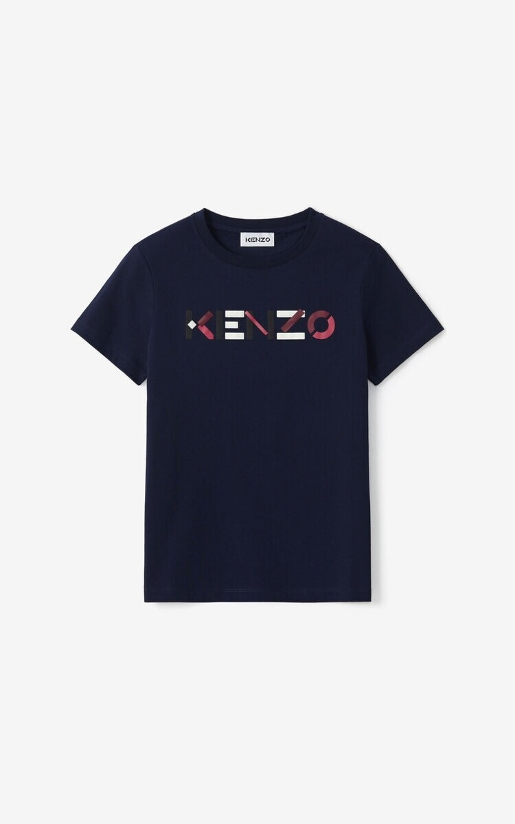 Kenzo | T-Shirt | FA62TS8404SJ navy