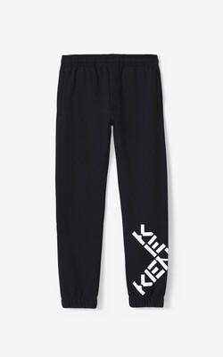 Kenzo   Sweatpants   FA65PA7124MS zwart