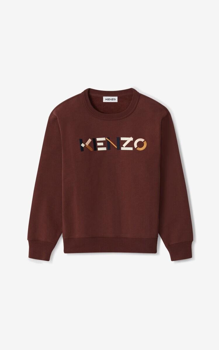 Kenzo   Sweater   FA62SW8204MO bordeaux