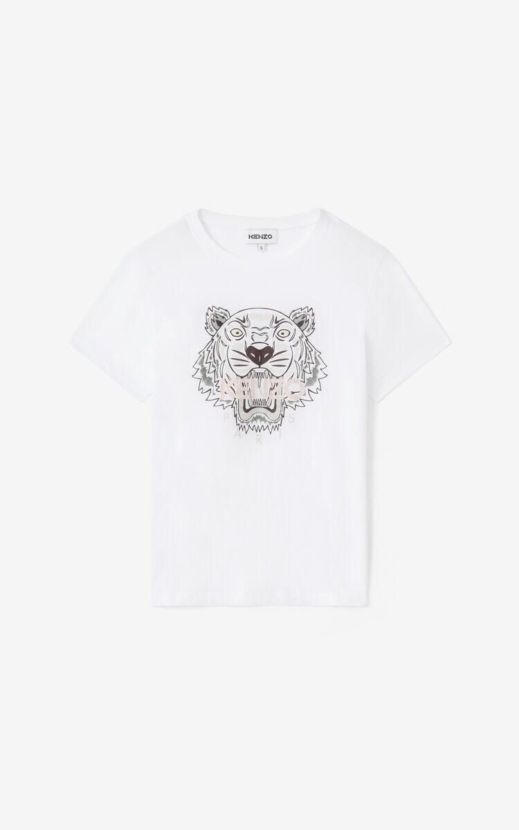 Kenzo | T-Shirt | FA62TS8464YB wit