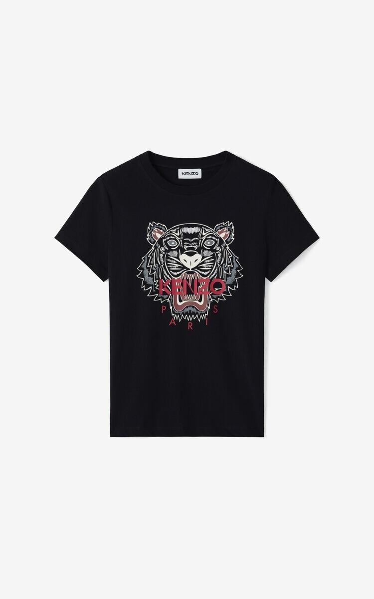 Kenzo | T-Shirt | FA62TS8464YB zwart