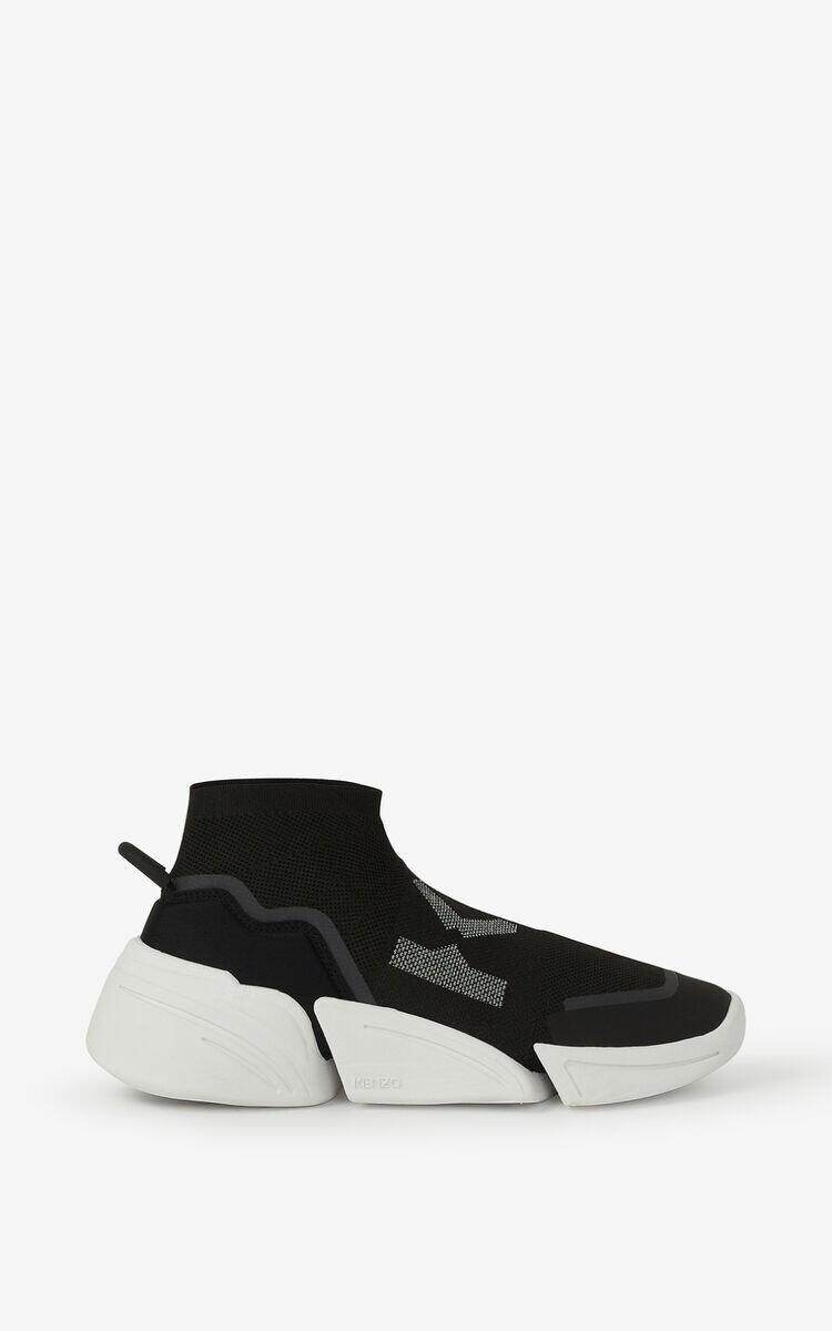 Kenzo | Schoenen | FA62SN452F65 zwart