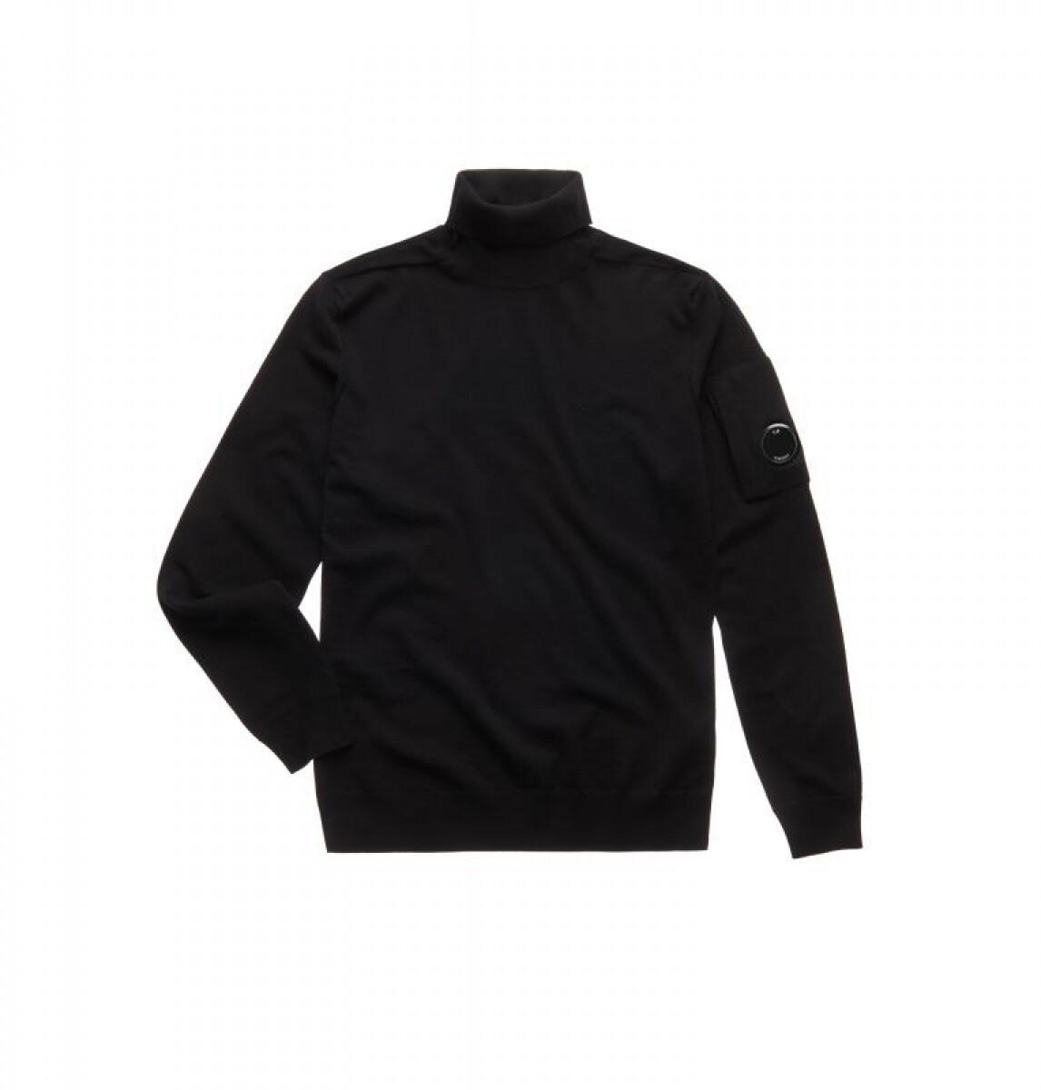 Cp Company   Pullover   09CMKN101A 005528A zwart