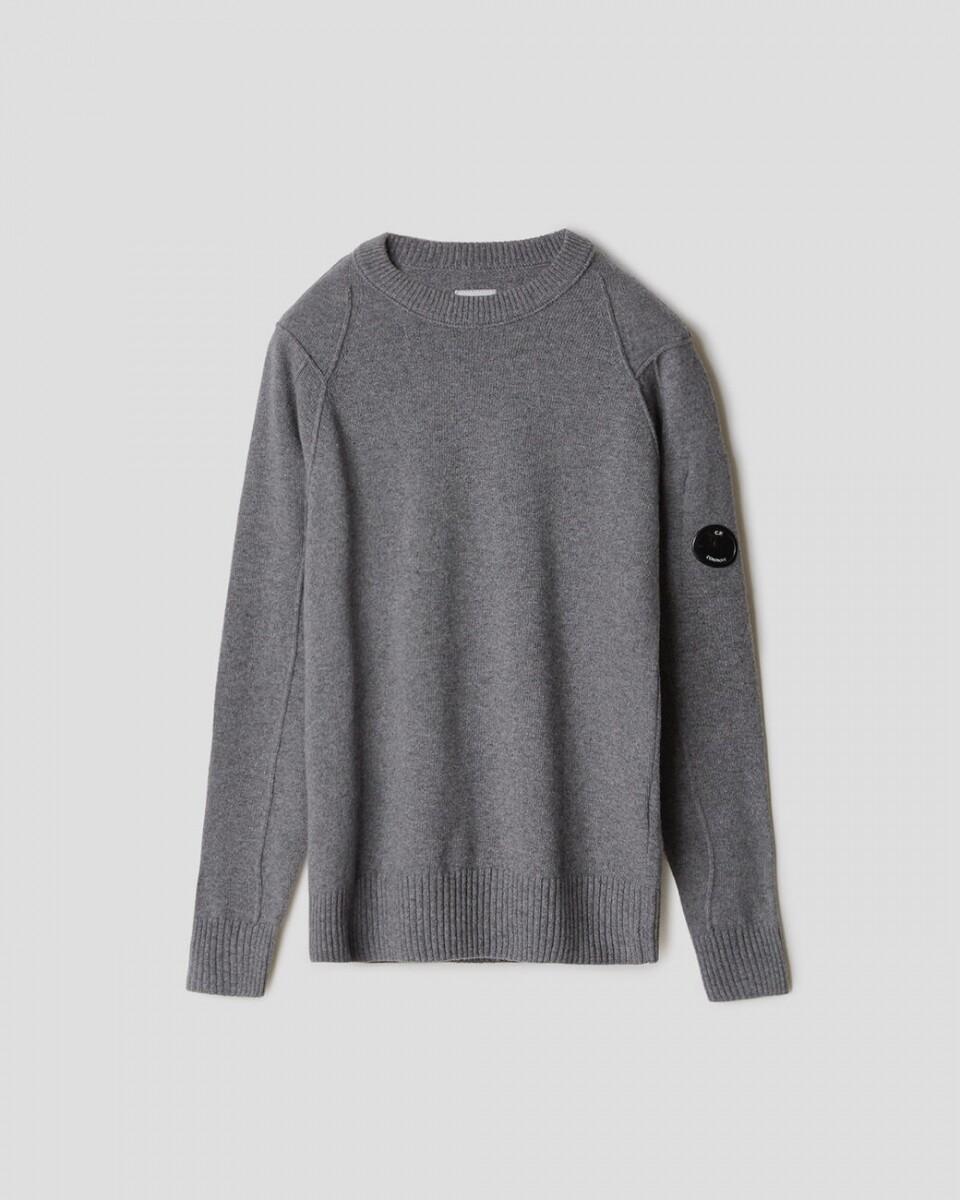 Cp Company | Pullover | 09CMKN111A 005504A grijs