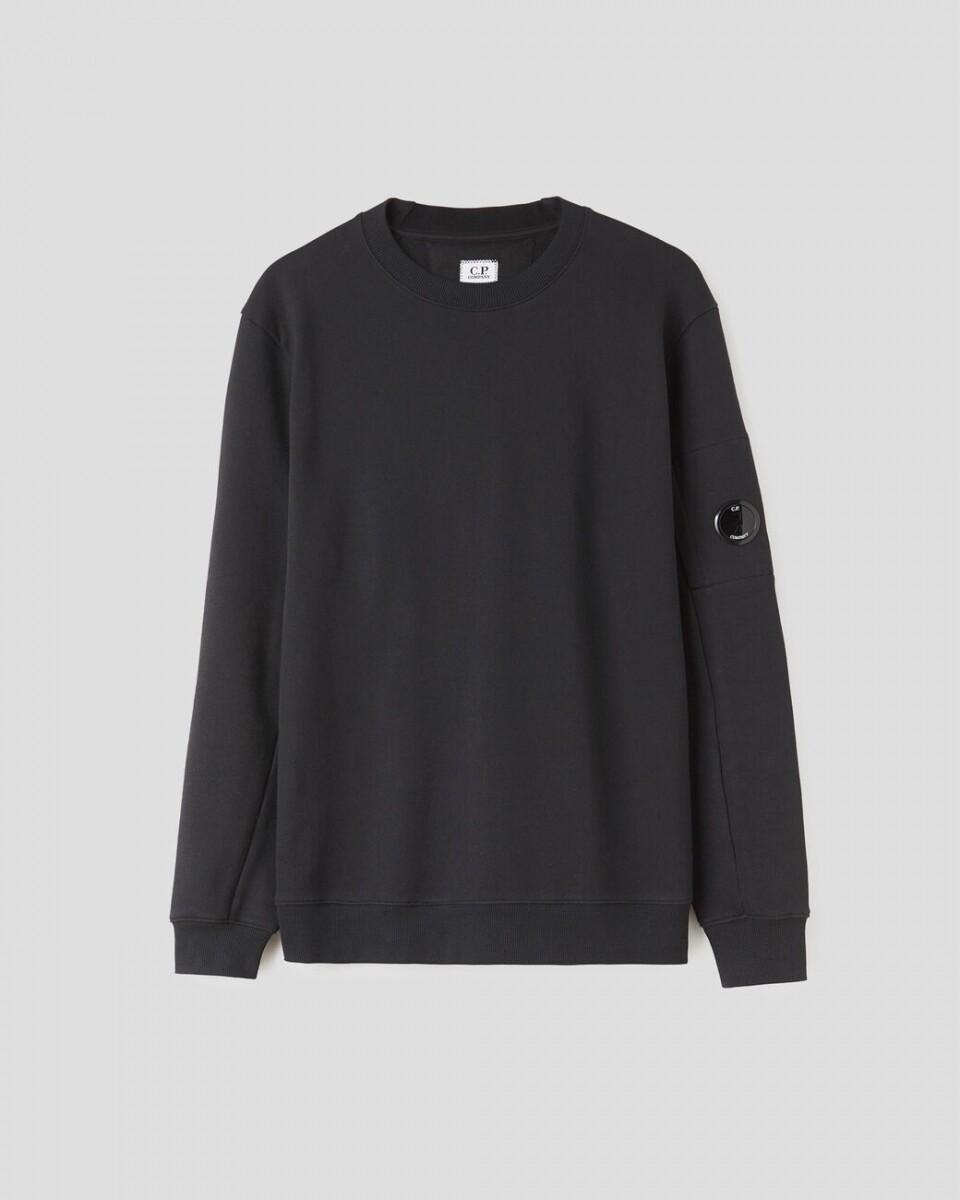 Cp Company | Sweatshirt | 09CMSS039A 005086W zwart